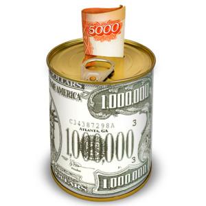 Kopilka 1000000 dollar