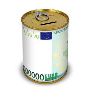 Kopilka 1000000 euro
