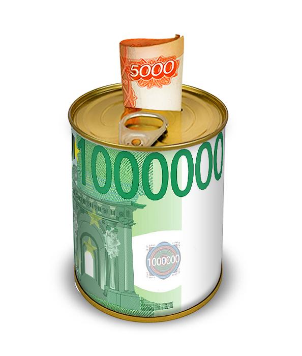 Kopilka 1000000 evro