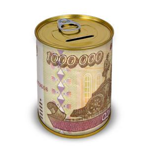Kopilka 1000000 rublej