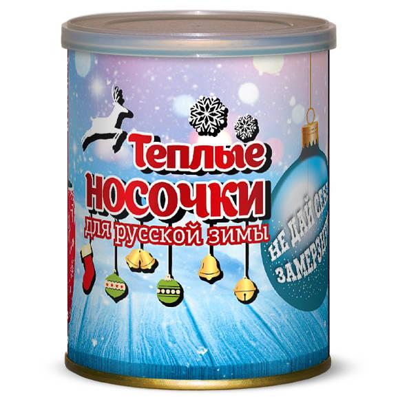 Теплые носочки для русской зимы Не дай себе замерзнуть!
